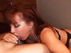 Redhead MILF receives a imprecise anal desire