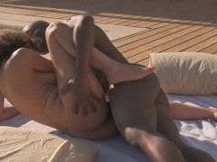 Ebon Outdoor African Sex Tech