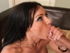 Randy Kendra Craving acquires her slippery face hole slammed