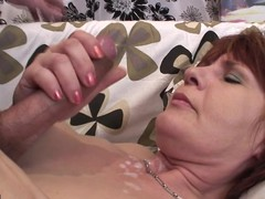 Mommy receives drilled by the dude next going in