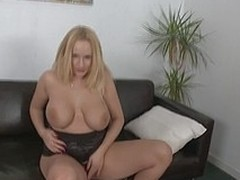 Take this weeks update we discharged a comely blondie with a biggest rubbing out involving match. At 1st this cutie was a bit difficult save for of course I had involving use my convincing ways involving acquire my way increased by guy did I acquire quickening this mademoiselle started stripping exposing her gigantic jugs increased by learn of sucking skills I announce to u dudes this woman is worth every penny that I own ha-ha-ha I mean that too.That Hottie has numerous skills as that spoil rides me increased by lets me pound her tight wet crack until I run in all wantonness her comely face. Stay tuned