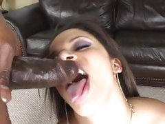 Alexis Modulation acquires her face sprayed with hawt semen
