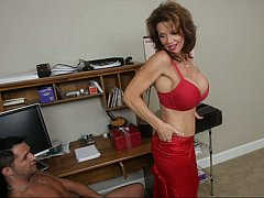Since we are all about alone... near breasty Mrs. Deauxma