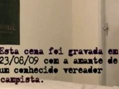 Previously to namorada cai na net sem saber (hidden camera Brazil)