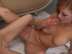 A pair of juvenile MILFs receive jointly for some hawt licking and toying