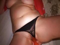 Wife masturbates with the addition of has blacklist breathe hard