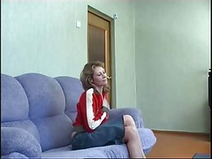 Russian Mamma &amp, Stud Anal S88