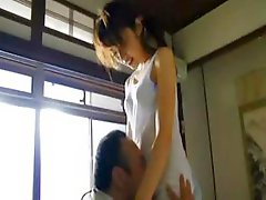 Japanese cutie is screwed previous to this babe teaches and when this babe teaches