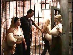 Breasty Prison Honeys