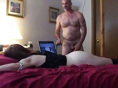 Birthday Spankings