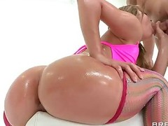 Kristina Rose with juicy large arse acquires analyzed