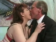 Grown up brunette hair Jenny Joyce receives her snatch licked and screwed hard