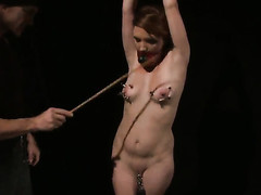 Redhead Hellena acquires gratification with men tool in her loved throat