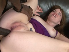 Academy floozy interracial team fuck