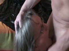 Chunky dilettante wife homemade fuck