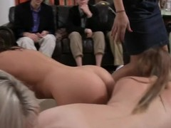 Explicit and wild gungy crack playing with amazing dykes