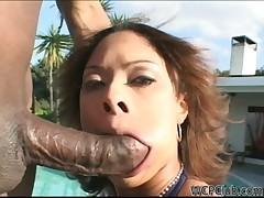 Hawt and lickerish mother i'd like to fuck gets banged out