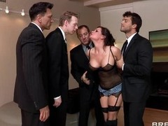 Hawt bitch Tory Lane gobbles fro those sexually excited rods